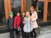 Obisk parlamenta v Ljubljani
